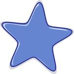 bluestarclipart