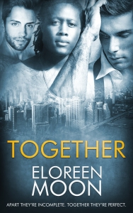 Book Cover Together by Eloreen Moon